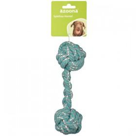 azoona Hundespielzeug Spieltau Hantel 23cm (712530)
