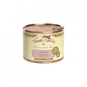 Terra Canis Classic 200g Dose Lamm mit Zucchini, Hirse &  Dill