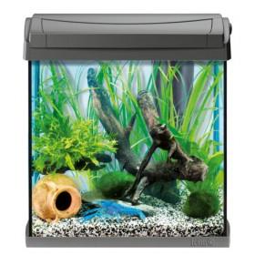 Tetra AquaArt Aquarium-Komplett-Set LED 30 L Crayfish anthrazit (239920)
