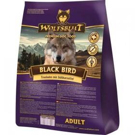 WOLFSBLUT Black Bird Adult 2kg Truthahn und Süßkartoffel