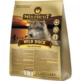 WOLFSBLUT Wild Duck Large Breed 15kg Ente und Kartoffel
