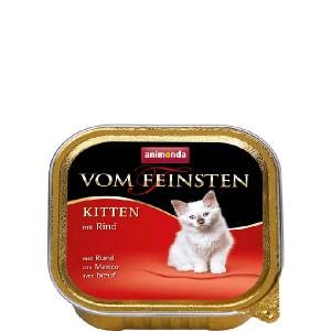animonda Vom Feinsten Kitten 100g Schale Katze