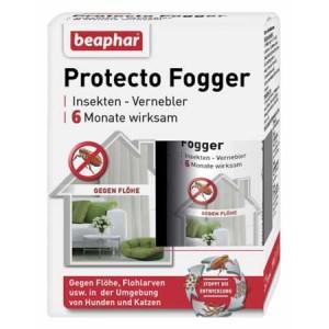 beaphar Protecto Fogger Insekten Vernebler 2x75ml Hund