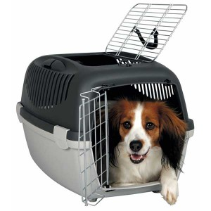 TRIXIE Transportbox Capri III Open Top Hund