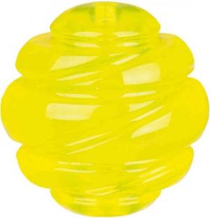 TRIXIE Sporting Ball gelb ø 8cm schwimmt TPS (32841)