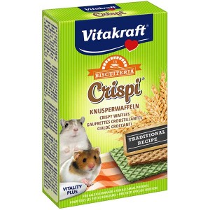 Vitakraft Crispi 10g Waffeln