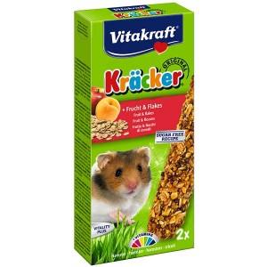 Kräcker® Original + Frucht & Flakes Hamster 2St./112g