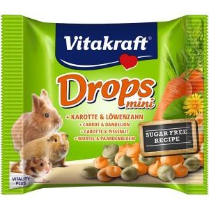 Drops mini Karotte/Löwenzahn