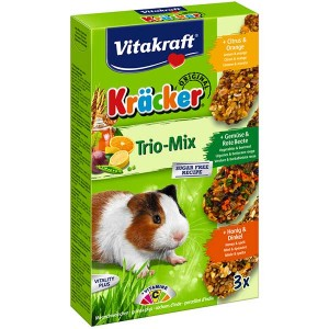 Kräcker® Trio-Mix Citrus / Gemüse / Honig