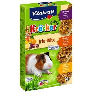 Kräcker® Trio-Mix Nuss / Honig / Citrus