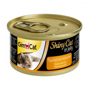 ShinyCat in Jelly Thunfisch mit Hühnchen