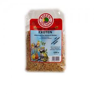 ROSENLÖCHER Exotenfutter 1kg