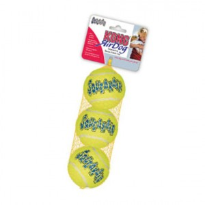 Kong AirDog Squeakair Balls 3 St