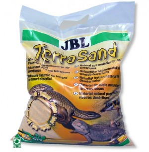 TerraSand 7,5 kg natur-gelb