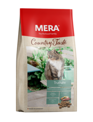 MERA Country Taste 400g mit Truthahn (080014)