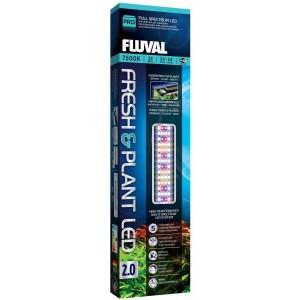 Fluval LED-Lichtbalken Fresh & Plant 2.0: 32 Watt 61-85cm (A3990)