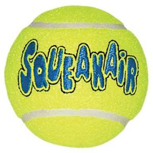 KONG AirDog Squeakair Ball L 8cm 2 St.