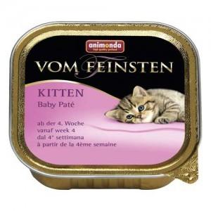 Kitten Baby-Pate 100g Schale