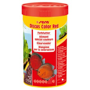 sera Discus Color Red 250ml (00334)