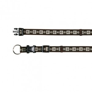 Modern Art Halsband mokka/braun