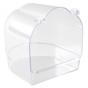 Badehaus transparent
