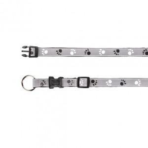TRIXIE Silver Reflect Halsband