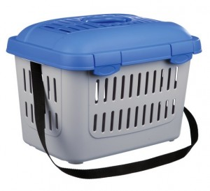 Transportbox Midi Capri blau