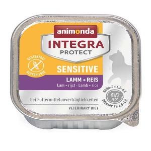 Sensitive 100g Schale - Lamm+Reis