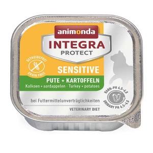 Integra Protect Sensitive 100g Schale - Pute+Kartoffel