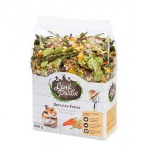 LandPartie Hamsterfutter 600 g