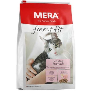 MERA finest fit Sensitive Stomach Trockenfutter Katze