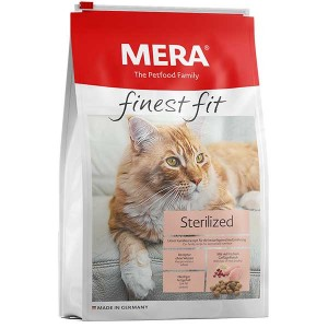 MERA finest fit Sterilized Trockenfutter Katze