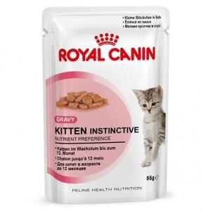 Kitten Instinctive Soße