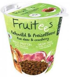 BOSCH Fruitees Rehwild&Preiselbeere 200g Hundesnack