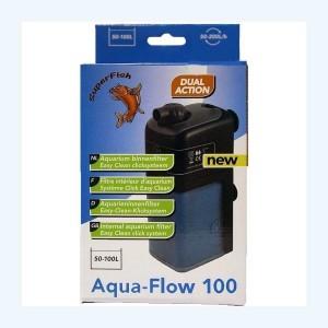SuperFish Aqua-Flow 100 Aquariuminnenfilter 50-100 l/h