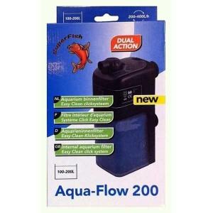 SuperFish Aqua-Flow 200 Aquariuminnenfilter 100-200 l/h