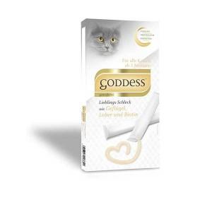 Lieblings-Schleck 7x15g für Katzen mit Geflügel,