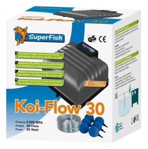 SuperFish Koi Flow 30 Belüftungsset