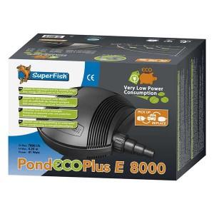 Pond ECO Plus E 8000