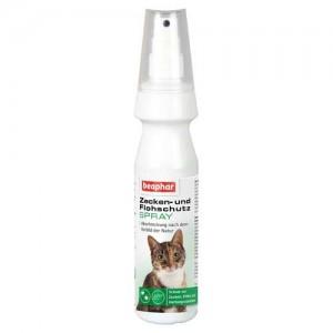 Zecken- und Flohschutzspray Katze